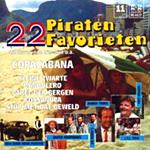 Diverse artiesten - 22 Piraten favorieten vol. 11