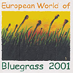 Various artists - European World of Bluegrass 2001