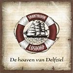 Shantykoor Losdorp - De hoaven van Delfziel