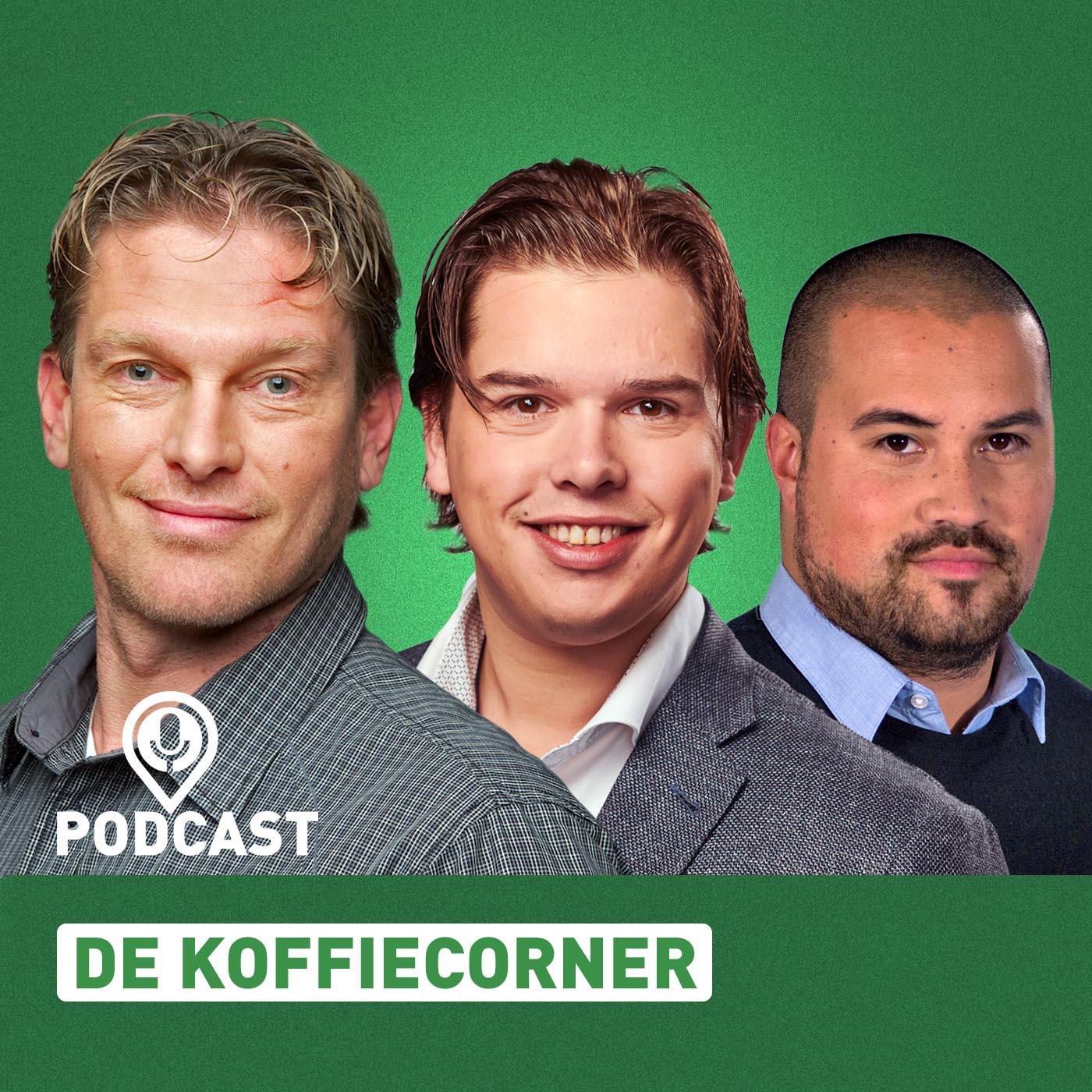 #111 (met Mark-Jan Fledderus): 'Ik probeer spelers te halen die voor ons aan de bovenkant zitten'