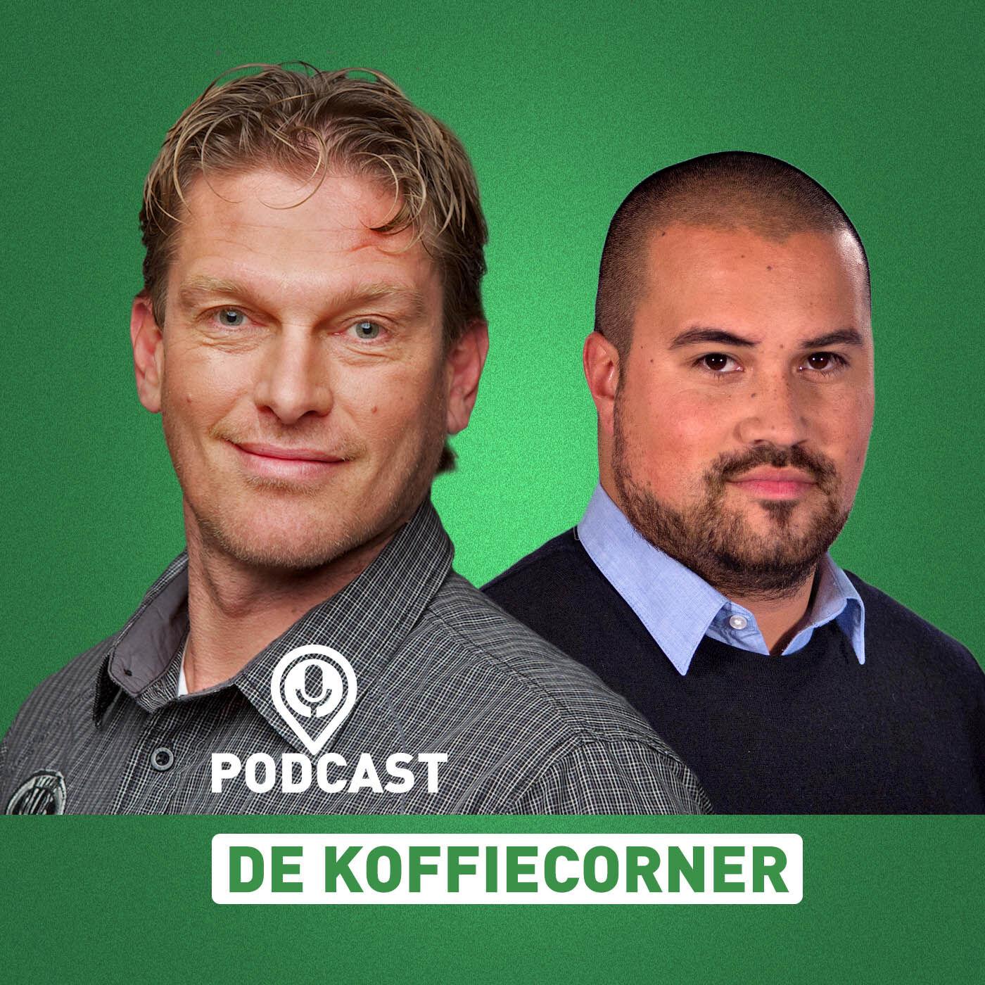 De Koffiecorner #23: Martin wil Sierhuis altijd in de basis en Lycurgus blijft topclub